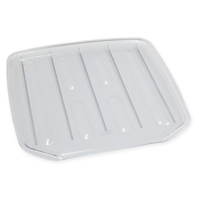 Salt Small Drain Board In Clear Bed Bath Amp Beyond