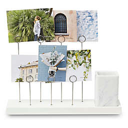 Umbra® Clip Photo Display Frame in White