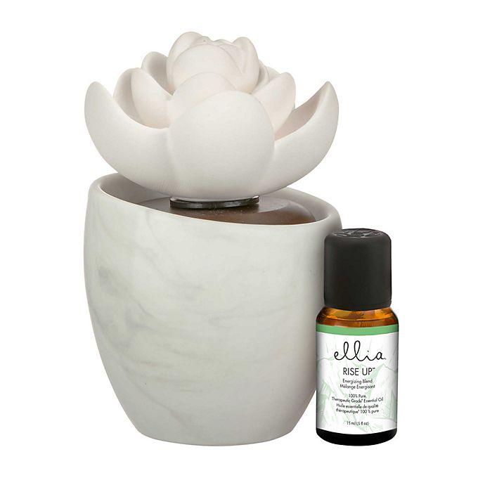 Alternate image 1 for Ellia™ Lotus Leaf Aroma Diffuser