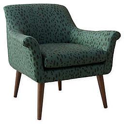 Skyline Furniture Kenia Armchair in Green