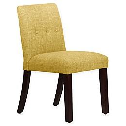 Skyline Furniture Roberta Dining Chair in Yellow