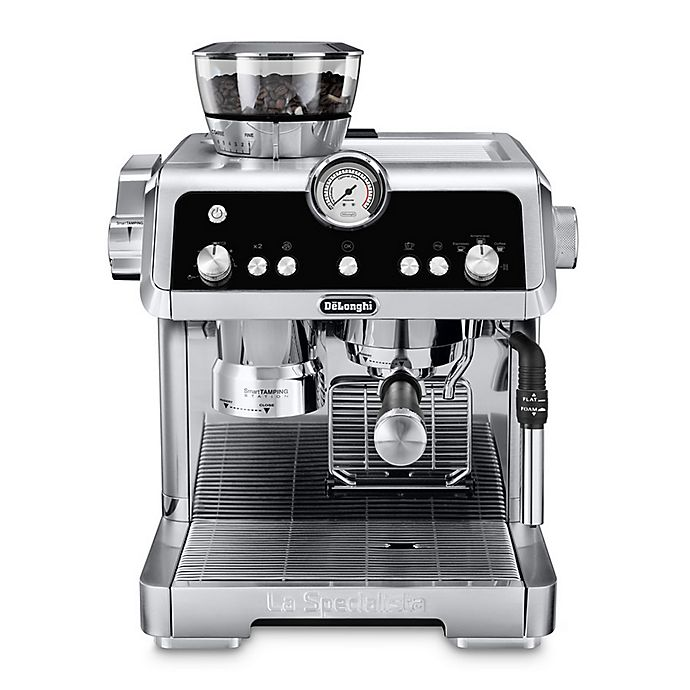 Alternate image 1 for De'Longhi La Specialista ® Dual Heating System Espresso Machine in Stainless Steel
