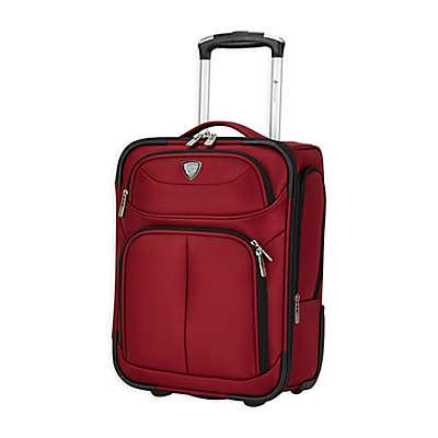 Travelers Club® Hartford 17-Inch Underseat Luggage