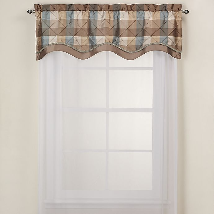 Alternate image 1 for Superpintux Window Valance in Spa