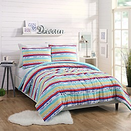 Maker's Collective Today Stripe Comforter Set