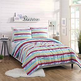 Maker's Collective Today Stripe Comforter Set