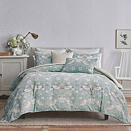 Morris & Co. Strawberry Thief Bedding Collection