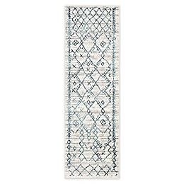 Jaipur Living Copeland 2'7 x 8'2 Runner in White