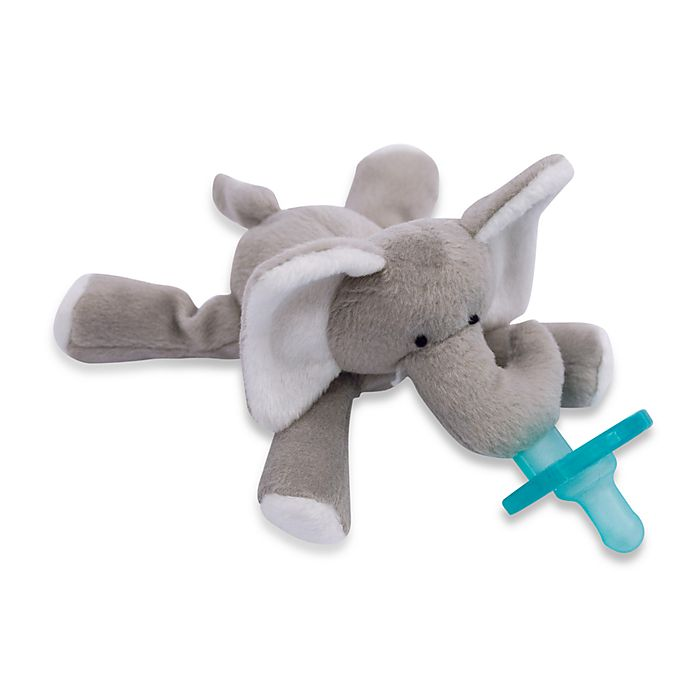 Alternate image 1 for WubbaNub™ Elephant Infant Pacifier