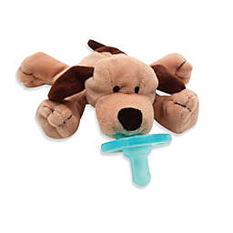 WubbaNub™ Brown Puppy Infant Pacifier