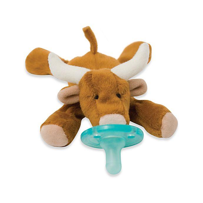 Alternate image 1 for WubbaNub™ Longhorn Bull Infant Pacifier