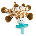 WubbaNub™ Giraffe Infant Pacifier