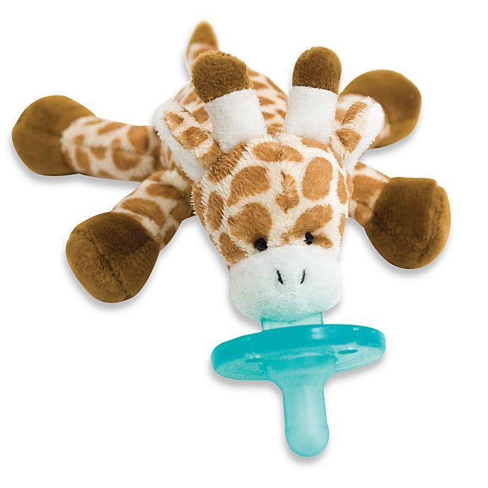 Alternate image 1 for WubbaNub™ Giraffe Infant Pacifier