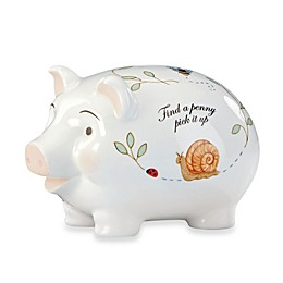 Lenox® Butterfly Meadow® Baby Piggy Bank