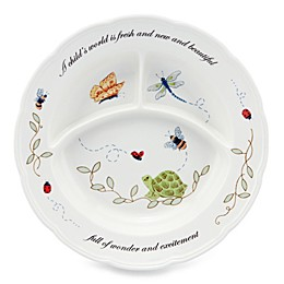 Lenox® Butterfly Meadow® Baby Divided Dish