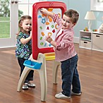Step2® All Around Red Easel for Two