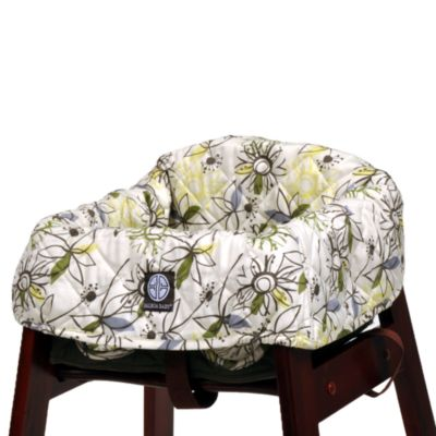 balboa baby high chair cover in retro flower bed bath beyond. Black Bedroom Furniture Sets. Home Design Ideas