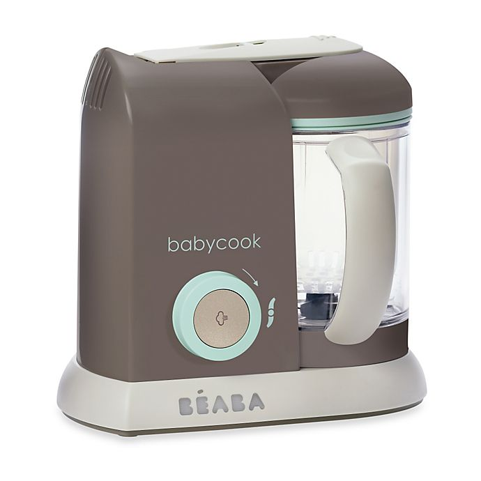 Alternate image 1 for BEABA® Babycook Baby Food Maker in Latte/Mint