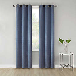 SALT™ Sandspoint 2-Pack Grommet Room Darkening Window Curtain Panels