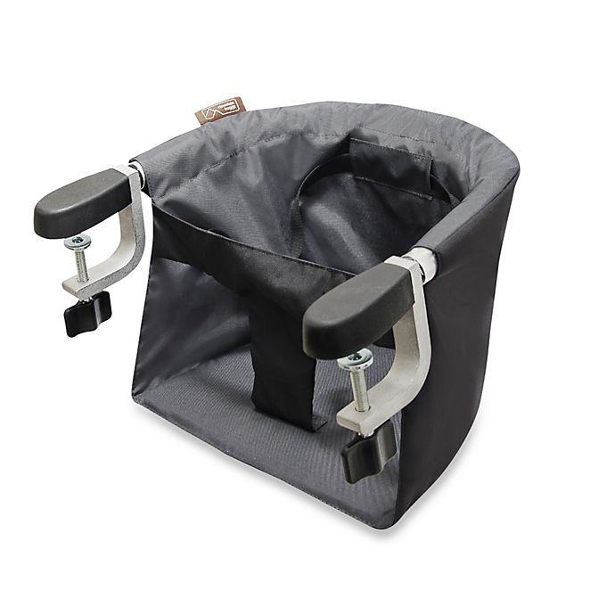 Alternate image 1 for Mountain Buggy® POD Clip-On High Chair in Flint