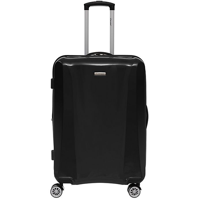 Alternate image 1 for Cavalet Chill Hardside Spinner Checked Luggage