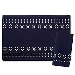 kate spade new york Willow Court Table Linen Collection