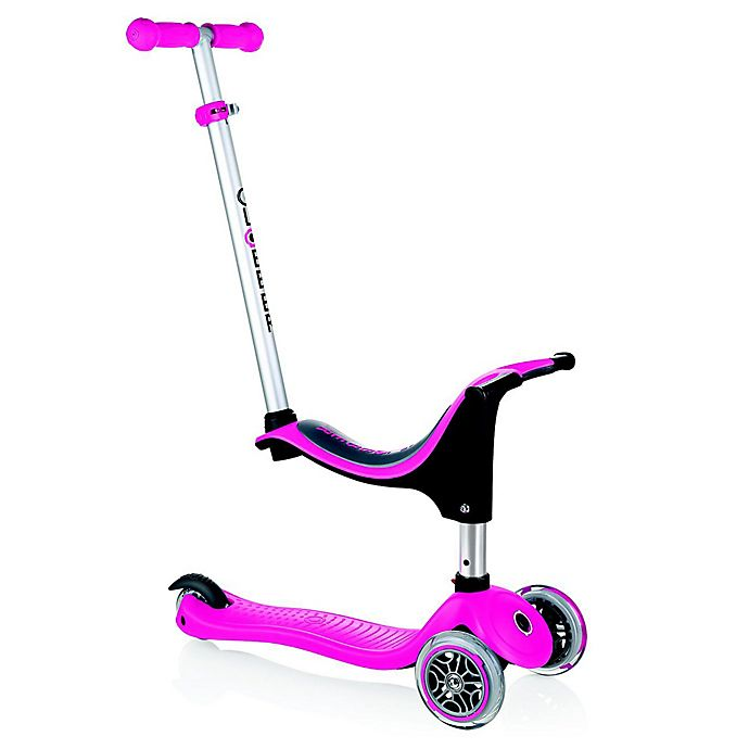 Alternate image 1 for Globber Scooters Evo 4-in-1 Scooter