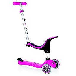 Globber Scooters Evo 4-in-1 Scooter in Pink