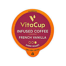 VitaCup 16-Count French Vanilla Coffee Pods