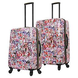 Halina Susanna Sivonen Squad Hardside Spinner Checked Luggage