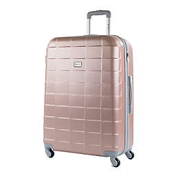 AMKA Palette 28-Inch Hardside Spinner Checked Luggage