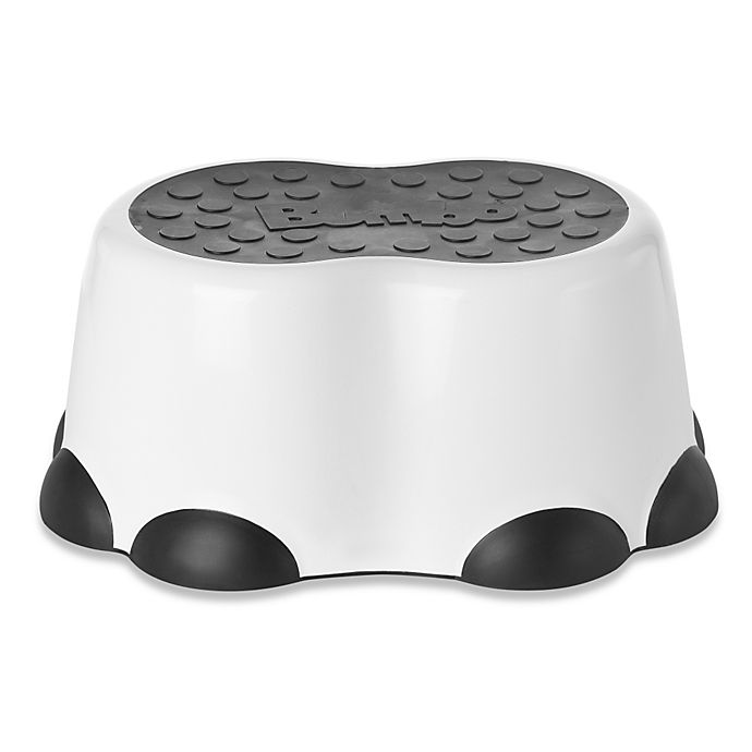 Alternate image 1 for Bumbo Step Stool in Black