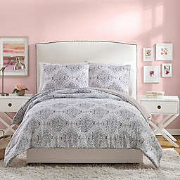 Jessica Simpson Ashby Reversible Comforter Set