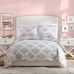 Jessica Simpson Ashby Reversible Quilt Set