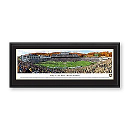 United States Military Academy Panorama Stadium Print with Deluxe Frame