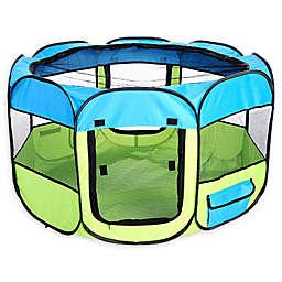 All-Terrain Collapsible Travel Pet Playpen