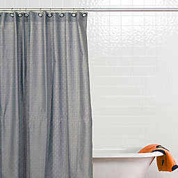 One Grace Place Teyos Tires Shower Curtain With Hooks