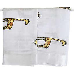 aden + anais® Classic Issie® Security Blankets in Duke Giraffe
