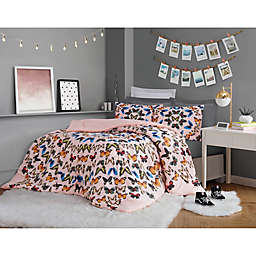 Christian Siriano Natural Wonder Butterflies Comforter Set