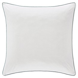 Piper & Wright Katelyn European Pillow Sham in White