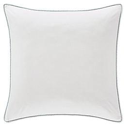 Piper & Wright Katelyn European Pillow Sham in White