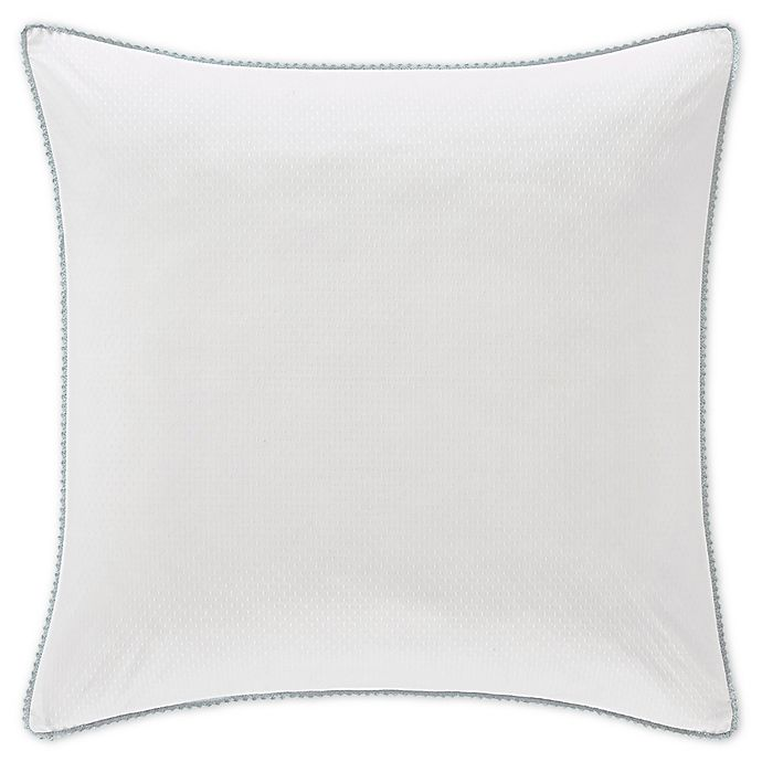 Alternate image 1 for Piper & Wright Katelyn European Pillow Sham in White