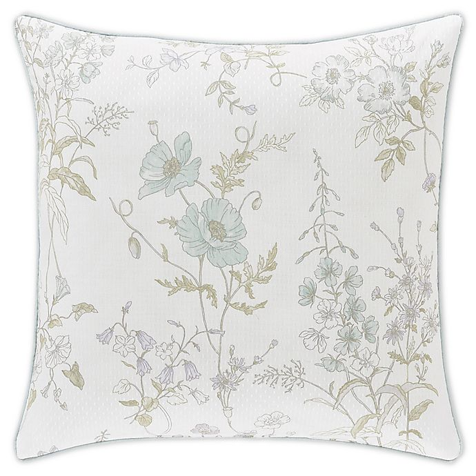 Alternate image 1 for Piper & Wright Katelyn 20-Inch Square Throw Pillow in White