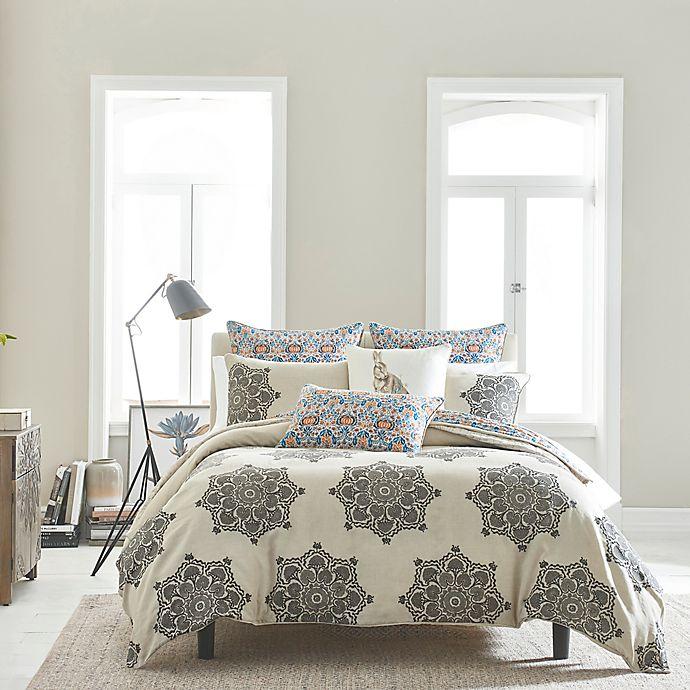 Alternate image 1 for Morris & Co. Indian Loop Comforter Set