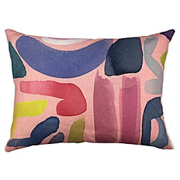 Bluebellgray® St. Ives Multicolor Oblong Throw Pillow