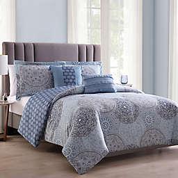 MHF Home Samuel Reversible Comforter Set