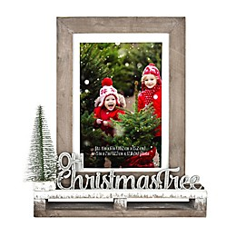 Oh Christmas Tree Pallet Frame