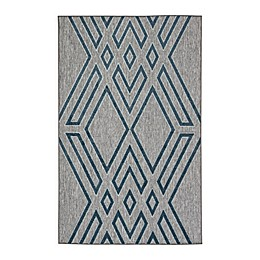 Nikki Chu Tasma Geometric Indoor/Outdoor Rug