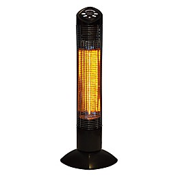 Westinghouse Infrared Electric Outdoor Tower Heater in Black