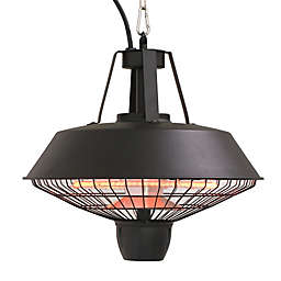 Westinghouse Infrared Electric Hanging Patio Heater in Black